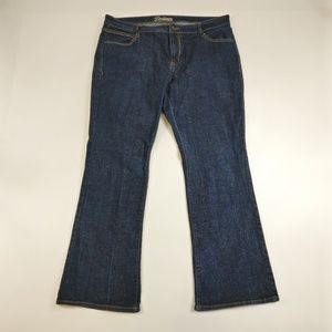 Old Navy The Dreamer Womens Bootcut Jeans Size 16